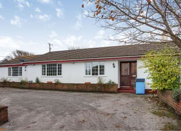 Thumbnail 4 bed detached bungalow for sale in Tolgullow, St Day Redruth