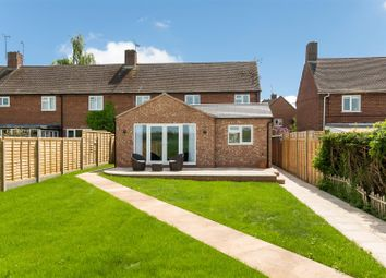 Thumbnail 3 bed end terrace house for sale in Grange Road, Bearley, Stratford-Upon-Avon