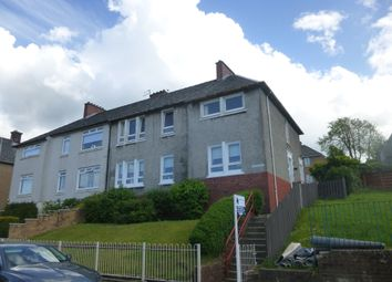 Thumbnail 3 bed flat for sale in Clanrye Drive, Coatbridge