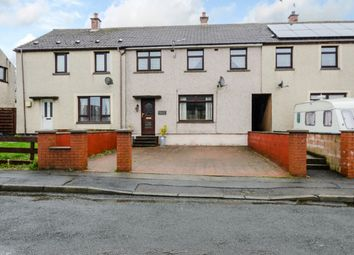 Thumbnail 3 bed terraced house for sale in Castle-Break, Lockerbie, Dumfries And Galloway