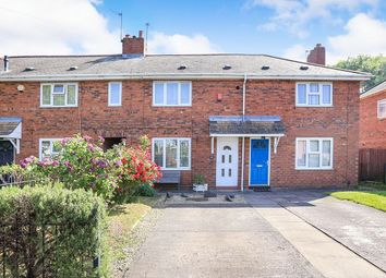 Thumbnail 2 bed terraced house for sale in Burton Road, Wolverhampton