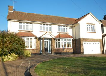 Thumbnail 6 bed detached house for sale in Lodge Lane, Grays