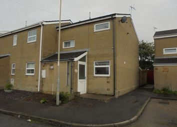 Thumbnail 2 bed end terrace house to rent in Llys Gwyn, Bridgend, Bridgend County.