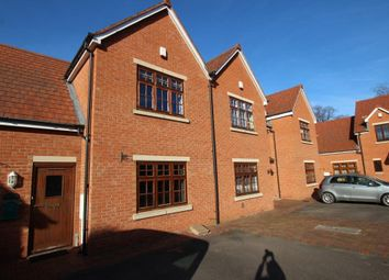 Thumbnail 3 bed terraced house for sale in Manor House Close, Wilford, Nottingham
