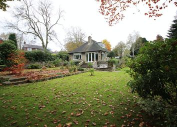 Thumbnail 3 bed detached bungalow for sale in Ox Pasture, Cheddleton, Leek