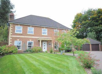 Thumbnail 5 bed detached house for sale in Jenner Grove, Blythe Bridge, Stoke-On-Trent