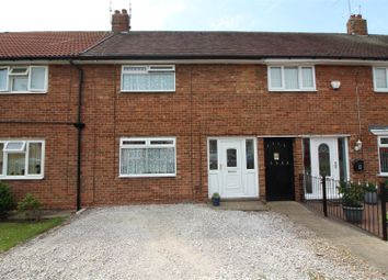 Thumbnail 2 bed terraced house for sale in Plym Grove, Hull