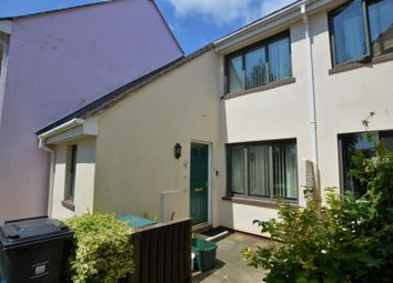 Thumbnail 2 bed terraced house for sale in Kings Gardens, Kerslakes Court, Honiton, Devon