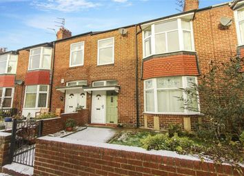 Thumbnail 3 bed flat to rent in Salisbury Avenue, North Shields, Tyne And Wear