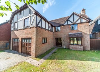 Thumbnail 5 bed detached house for sale in Ely Gardens, Tonbridge, Kent