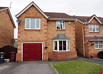 Thumbnail 4 bed detached house for sale in Spooner Drive, Sheffield