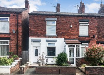 Thumbnail 2 bed end terrace house for sale in Eaves Lane, Chadderton Central, Chadderton, Oldham