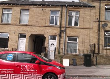 Thumbnail 2 bedroom terraced house for sale in Fearnsides Street, Bradford