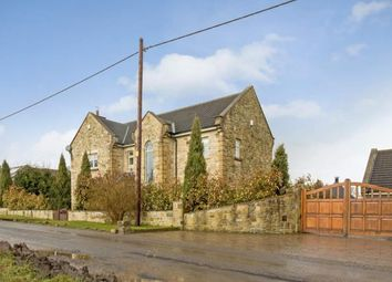 Thumbnail 4 bed detached house for sale in The Avenue, Medburn, Ponteland, Northumberland