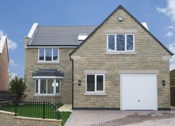 Thumbnail 5 bed detached house for sale in The Hollins, Tarry Fields Court, Crich, Derbyshire