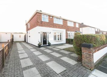Thumbnail 3 bed semi-detached house for sale in Teesbrooke Avenue, Hartlepool