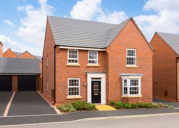 Thumbnail 4 bed detached house for sale in Plot 23, The Holden Romans Quarter, Bingham
