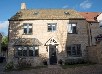 Thumbnail 4 bed property for sale in Field Close, Collyweston, Stamford