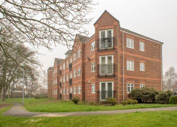 Thumbnail 2 bed flat for sale in Brackenhurst Place, Moortown, Leeds, West Yorkshire