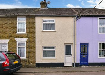Thumbnail 2 bed terraced house for sale in The Street, Upchurch, Sittingbourne, Kent