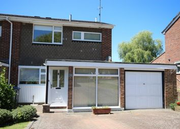 Thumbnail 3 bedroom semi-detached house to rent in Barnmead, Haywards Heath