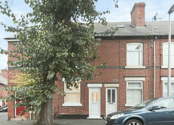 Thumbnail 2 bed terraced house for sale in Durnford Street, Basford, Nottingham