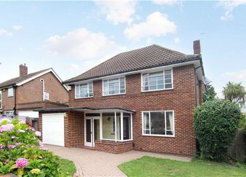 Thumbnail 3 bed detached house to rent in Ridgway Place, London