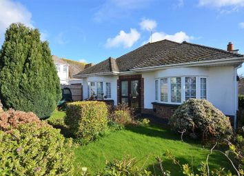 Thumbnail 2 bed bungalow for sale in Greenover Road, Brixham