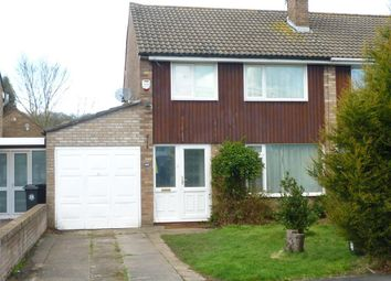 Thumbnail 3 bed semi-detached house to rent in Greenlands Way, Henbury, Bristol