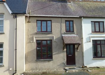 Thumbnail 3 bed terraced house for sale in Blaenffos, Boncath