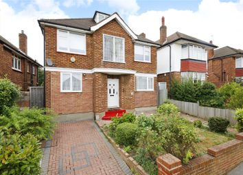 Thumbnail 4 bed detached house for sale in Waddington Way, London
