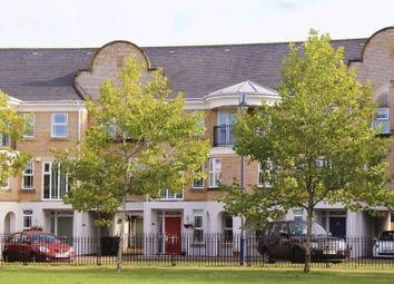 Thumbnail 5 bed town house for sale in Dettingen Crescent, Deepcut, Camberley