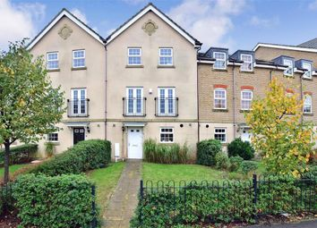 Thumbnail 4 bed town house for sale in Nettle Way, Minster On Sea, Sheerness, Kent