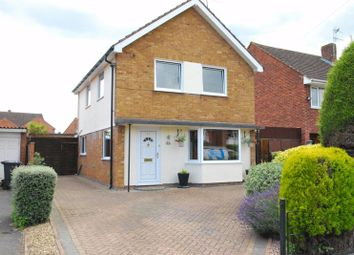 Thumbnail 3 bed detached house for sale in Park Avenue, Longlevens, Gloucester