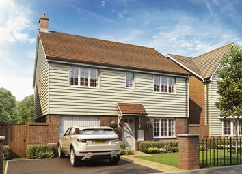 "Thumbnail 4 bed detached house for sale in ""The Strand"" at 3 Dumbrell Drive, Paddock Wood"