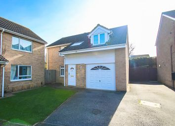 Thumbnail 4 bedroom detached house to rent in Kirbys Close, Over, Cambridge