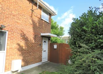 Thumbnail 1 bed end terrace house for sale in Begonia Close, Springfield, Chelmsford