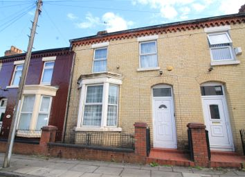 Thumbnail 3 bedroom terraced house for sale in Heyes Street, Liverpool