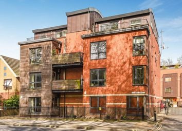 Thumbnail 2 bed flat for sale in Hithe Grove, London