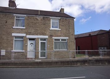 Thumbnail 2 bed terraced house to rent in West Road, Shildon