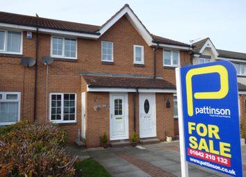 Thumbnail 2 bedroom terraced house for sale in Holburn Park, Stockton-On-Tees