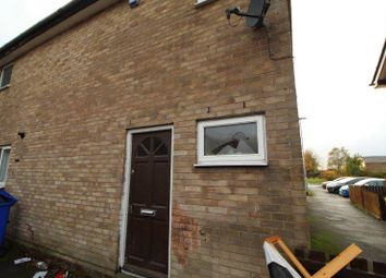 Thumbnail 4 bed end terrace house for sale in Alderley Way, Cramlington
