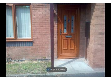 Thumbnail 1 bed semi-detached house to rent in Bradshaw Close, Tividale