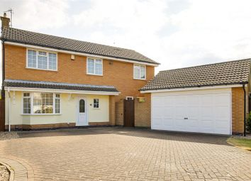 Thumbnail 4 bed detached house for sale in Beaumaris Drive, Gedling, Nottinghamshire