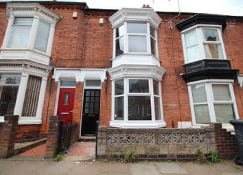 Thumbnail 3 bed terraced house for sale in Noel Street, Narborough Road, Leicester