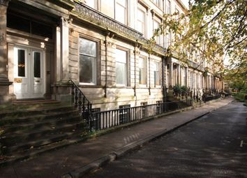 Thumbnail 1 bed flat to rent in Ruskin Terrace, Glasgow