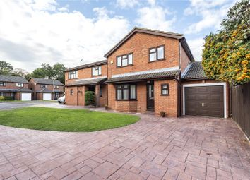 3 bed detached house for sale in Cowslip Close, Uxbridge, Middlesex UB10