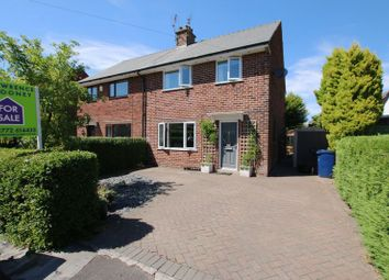3 bed semi-detached house for sale in Dickson Hey, New Longton, Preston PR4
