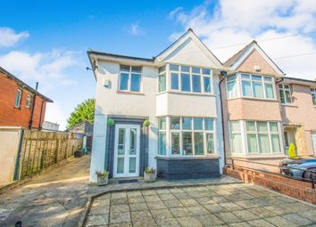 Thumbnail 3 bedroom semi-detached house for sale in Colcot Road, Barry
