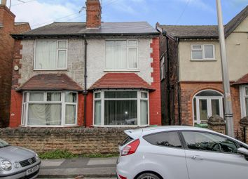 Thumbnail 2 bedroom semi-detached house for sale in Faraday Road, Nottingham